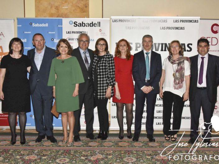 Gala CEDMA Photocall