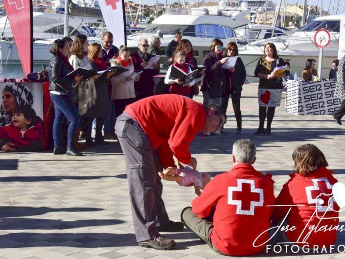 Día de la Cruz Roja Dénia